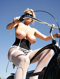 Kelly Madison Pedal And Stroke 2