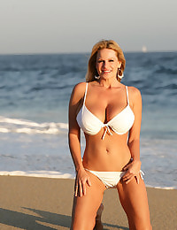 Kelly Madison Beach Babe