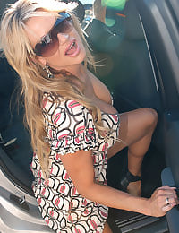 Kelly Madison Backseat Rendezvous