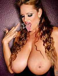 Kelly Madison Pleasantly Purple
