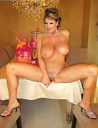 Kelly Madison Party in my Panties