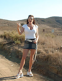 Kelly Madison The Hitchhiker #1