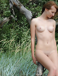 Eriska A in Sirines Nude Photography by Paromov