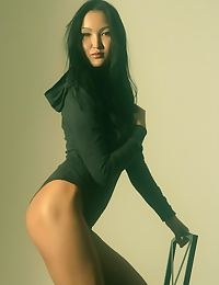 Rumiko A in Asia Nude Photography by Natasha Schon