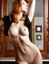 Mia Sollis in Specula Nude Photography by Slastyonoff