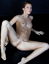 Kira J in Sonata Nude Photography by Rylsky