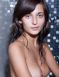 Irina B in Kobber Nude Photography by Rylsky