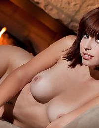 Hayden Winters in has some of the most amazing natural breast we have ever seen