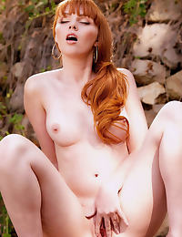 Glamour Nude Centerfold Marie McCray