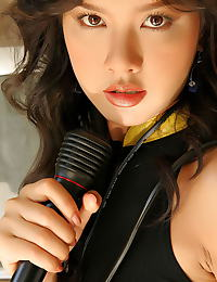 Asian jasmine wang 11 bound singer