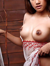 Asian ammy kim 08 negligee braces erect nipples
