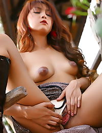 Asian sydney lee 02 big areola cowgirl
