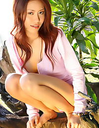 Asian nicky min 04 innocent pink panties
