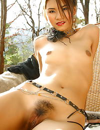 Asian lincy leaw 08 lingerie forest big labia minora