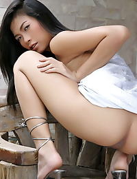 Asian wang shui wen 10 tits n labia