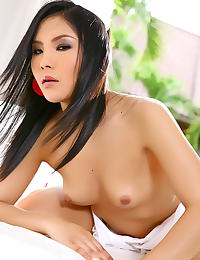 Asian nancy yee 03 nurse red high heels