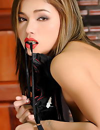 Asian daniella lei 11 braces pool billiard lingerie