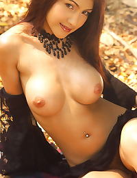 Asian sophie 01 forest lingerie