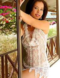 Asian jasmine wang 10 see through negligee hotel
