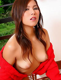 Asian linda pongsai 05 puffy nipples red high heels
