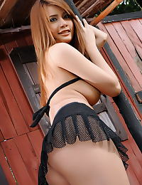Asian kathy cheow 09 redhead farmers daughter