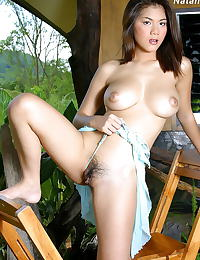 Asian natalia 12 labia minora negligee bottle fuck hugetits