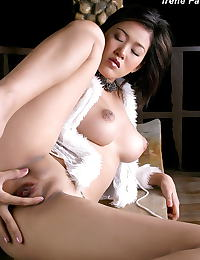 Asian irene fah a4y 03 bigtits hanging lingerie