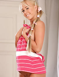 Teen Overall Pink