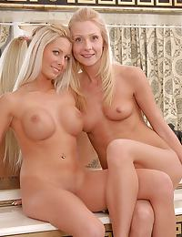 Teen Seeing Double