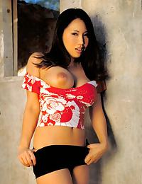 Large Breasts Asian