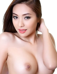 Disrobed Chinese Sizzling Babe Bellina