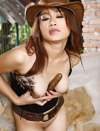 Exposed Japanese Horny Wife Catty Sung