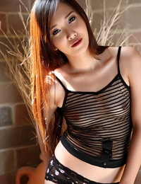 Raw Asiatic Pretty Woman Lolita Cheng