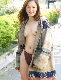 Exposed Japanese Girl Miki