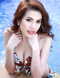Bare Oriental Naughty Female Liliana