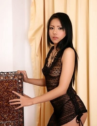 Bare-skinned Thai Beautiful Spouse Farida Mala