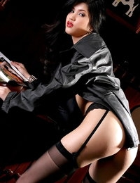 Asian Naughty Model Alesha