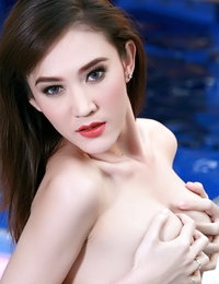 Bare Thai Sinful Girl Areeya Oki