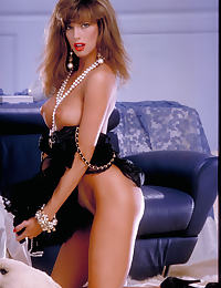 Racquel Darrian erotic photo