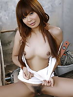 Mintra Fang erotic photo
